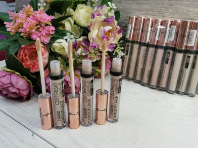 "​Консиллер ""Catirise"" LIQUID Camouflage High coverage concealler"